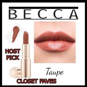 BECCA Ultimate lipstick Love NEW IN BOX